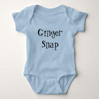 Ginger Snap Baby Bodysuit