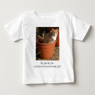 Ginger Tom Cat Infant's Clothing Tshirt