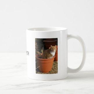 Ginger Tom Cat Mug