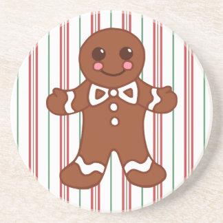 Gingerbread Boy Coaster