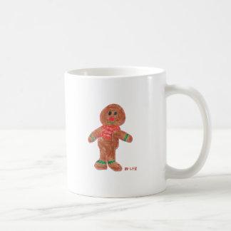 Gingerbread Boy Mug