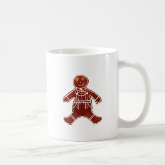 Gingerbread Boy The MUSEUM Zazzle Gifts Mugs