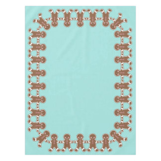 Gingerbread Boys Tablecloth