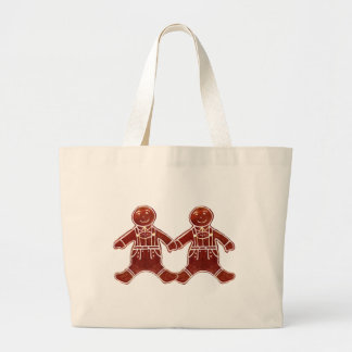 Gingerbread Children Boys The MUSEUM Zazzle Gifts Canvas Bags