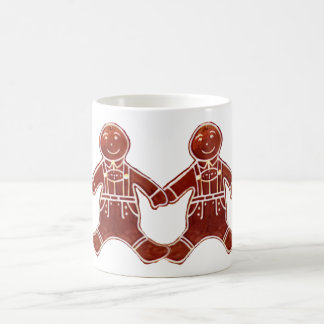 Gingerbread Children Boys The MUSEUM Zazzle Gifts Mug