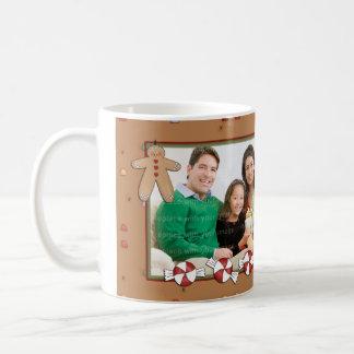 Gingerbread Christmas Design Coffee Mug