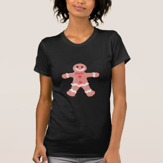 GINGERBREAD COOKIE T SHIRT