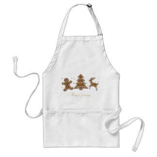 Gingerbread Cookies - Apron