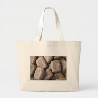 Gingerbread Cookies Jumbo Tote Bag