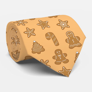 Gingerbread Cookies Tie