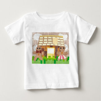 Gingerbread Couple Baby T-Shirt