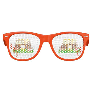 Gingerbread Couple Kid's Sunglasses