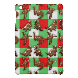Gingerbread Dinos Case For The iPad Mini