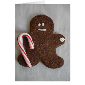 Gingerbread (Dr.) House Card