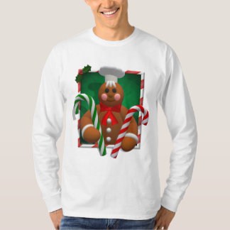 Gingerbread Family: Candy Boy T-Shirt