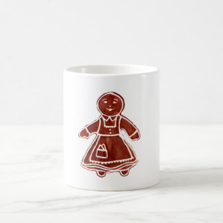 Gingerbread Girl The MUSEUM Zazzle Gifts Coffee Mug