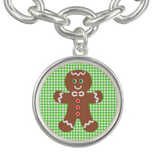 Gingerbread Holiday Boy