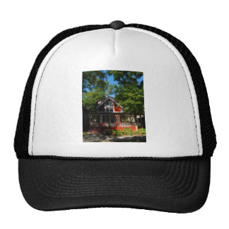 Gingerbread house 20 mesh hats