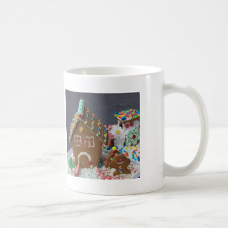 Gingerbread House all Decorated Coffee Mug