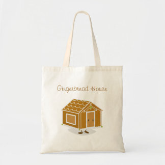 Gingerbread House character | Basic Tote bag
