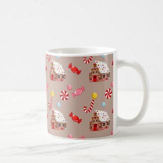 Gingerbread House Holiday MUG