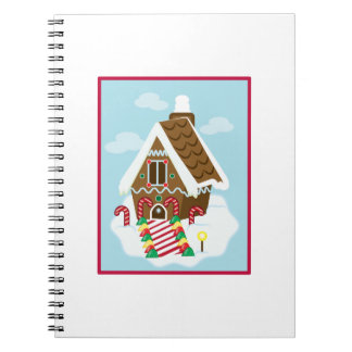 Gingerbread House Notebooks