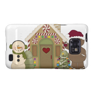 Gingerbread House Samsung Galaxy Case Galaxy S2 Cover