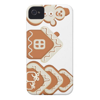 gingerbread iPhone 4 covers