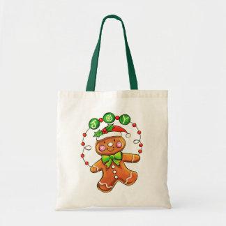Gingerbread Joy Goody Bag