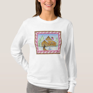 Gingerbread Lodge T-Shirt
