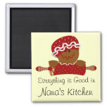 Gingerbread Magnet for the Holidays