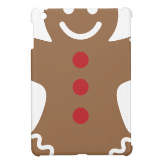 Gingerbread Man Case For The iPad Mini