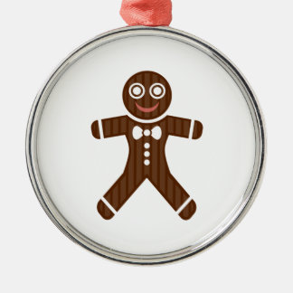 Gingerbread Man Cookie Ornaments