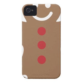 Gingerbread Man iPhone 4 Case
