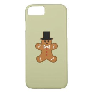 Gingerbread Man iPhone 7 Case