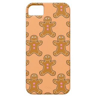Gingerbread Men iPhone 5 Cases