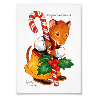 Gingerbread Mouse Photo