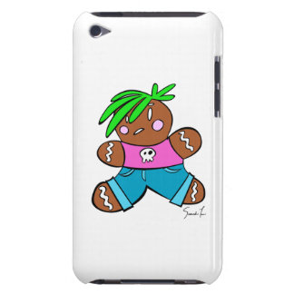 Gingerbread Punk Barely There iPod Covers