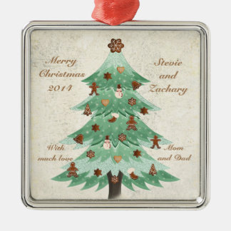 Gingerbread Tree - Premium Christmas Ornament