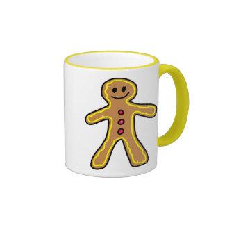 gingerbreadman mugs