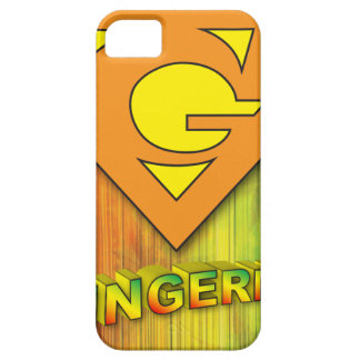 Gingermon iPhone 5 Cover