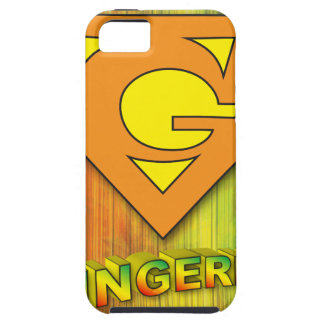 Gingermon iPhone 5 Covers