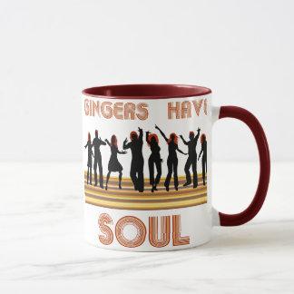 Gingers have Souls Train Mug