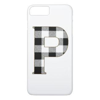 Gingham Check P iPhone 7 Plus Case