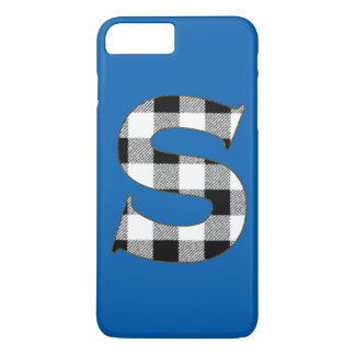 Gingham Check S iPhone 7 Plus Case