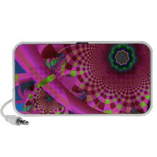 Gingham Garden iPod Speaker