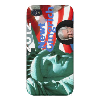 Gingrich 2012 iPhone 4 covers