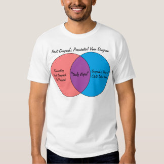 Gingrich Venn Diagram Shirt