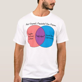 Gingrich Venn Diagram Shirt