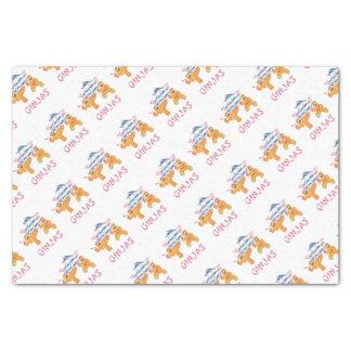 Ginjas Ninjas Christmas Ninja Gingerbread Tissue Paper
